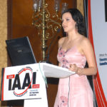 Indian Actress/model Yana Gupta at the curtain raiser of